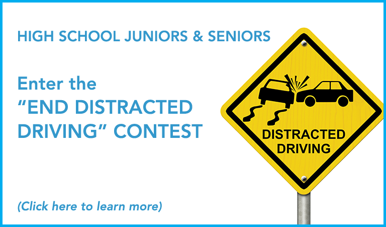 End Distracted Driving Contest